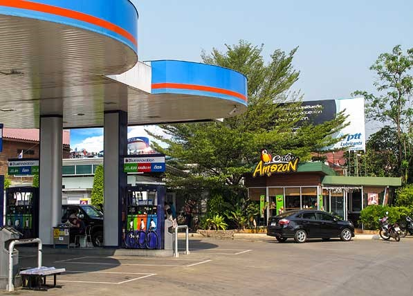 Cafe Amazon (Thailand) - The largest chain of coffee shops at gas station in Southeast Asia - Asean Records World